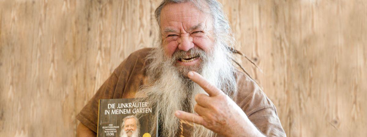 Wolf Dieter Storl Unkräuter Sind Cool Storlde