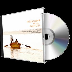 Rückkehr an den Ganges CD