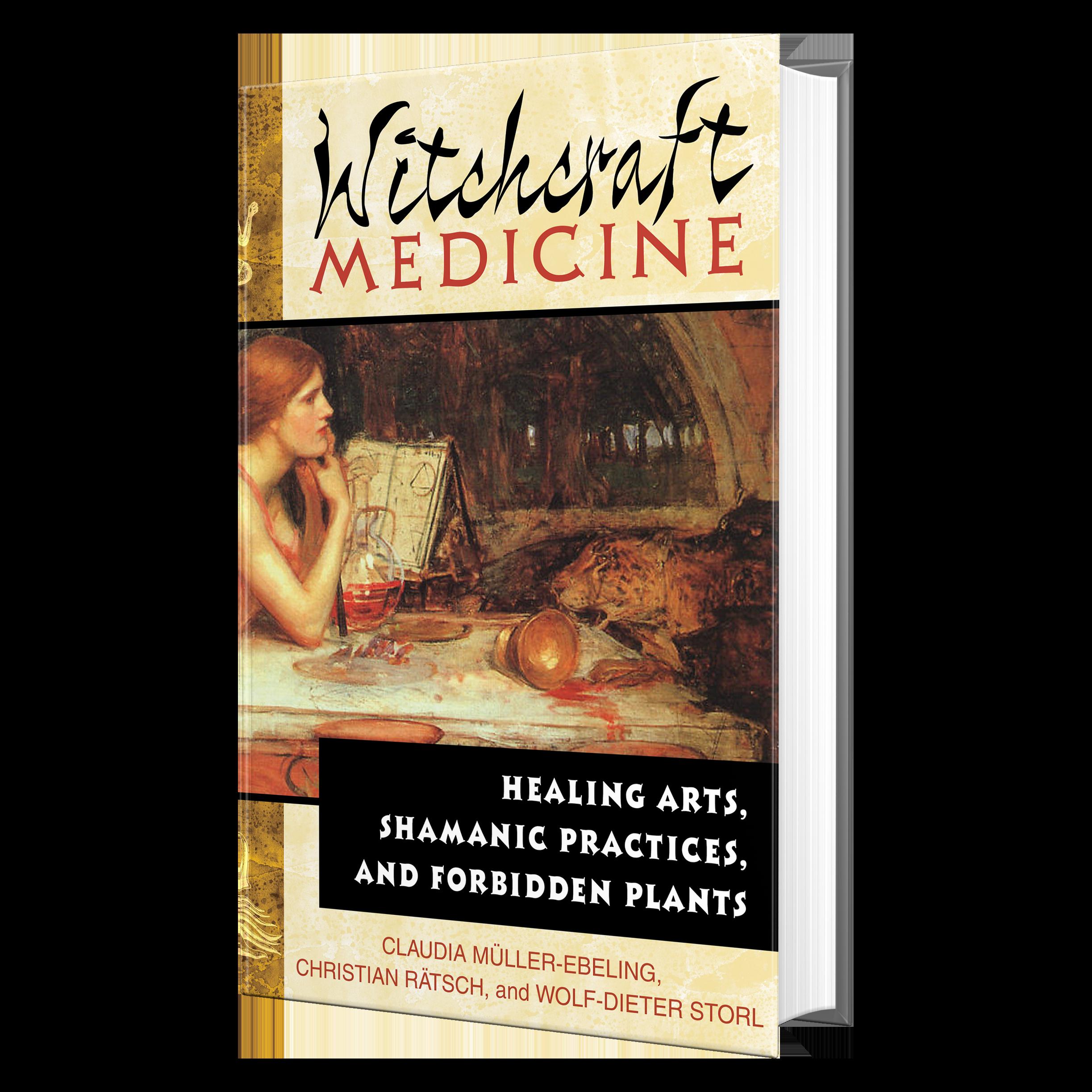 Witchcraft Medicini cover
