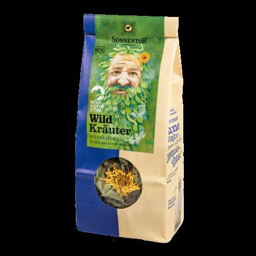 WildKräuter Tee BIO lose 50g