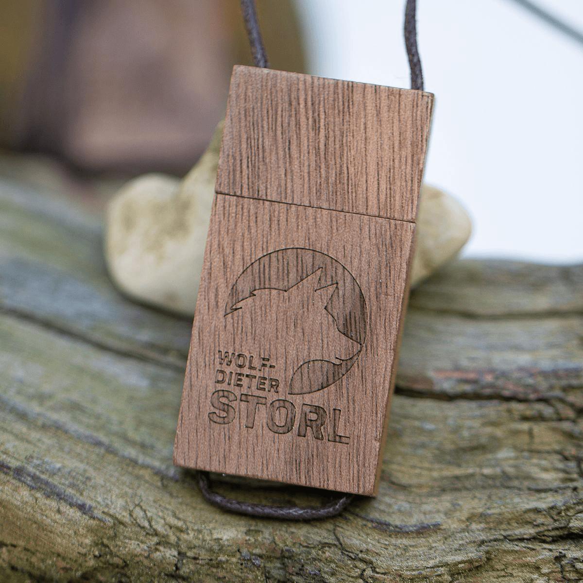 Unsere heiligen Bäume Hörbuchserie - USB Stick